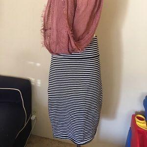 Torrid bodycon pencil skirt